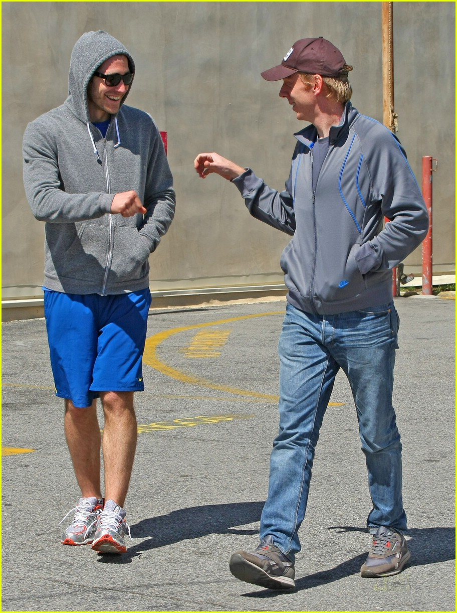 jake gyllenhaal mike white amazing race 081807311