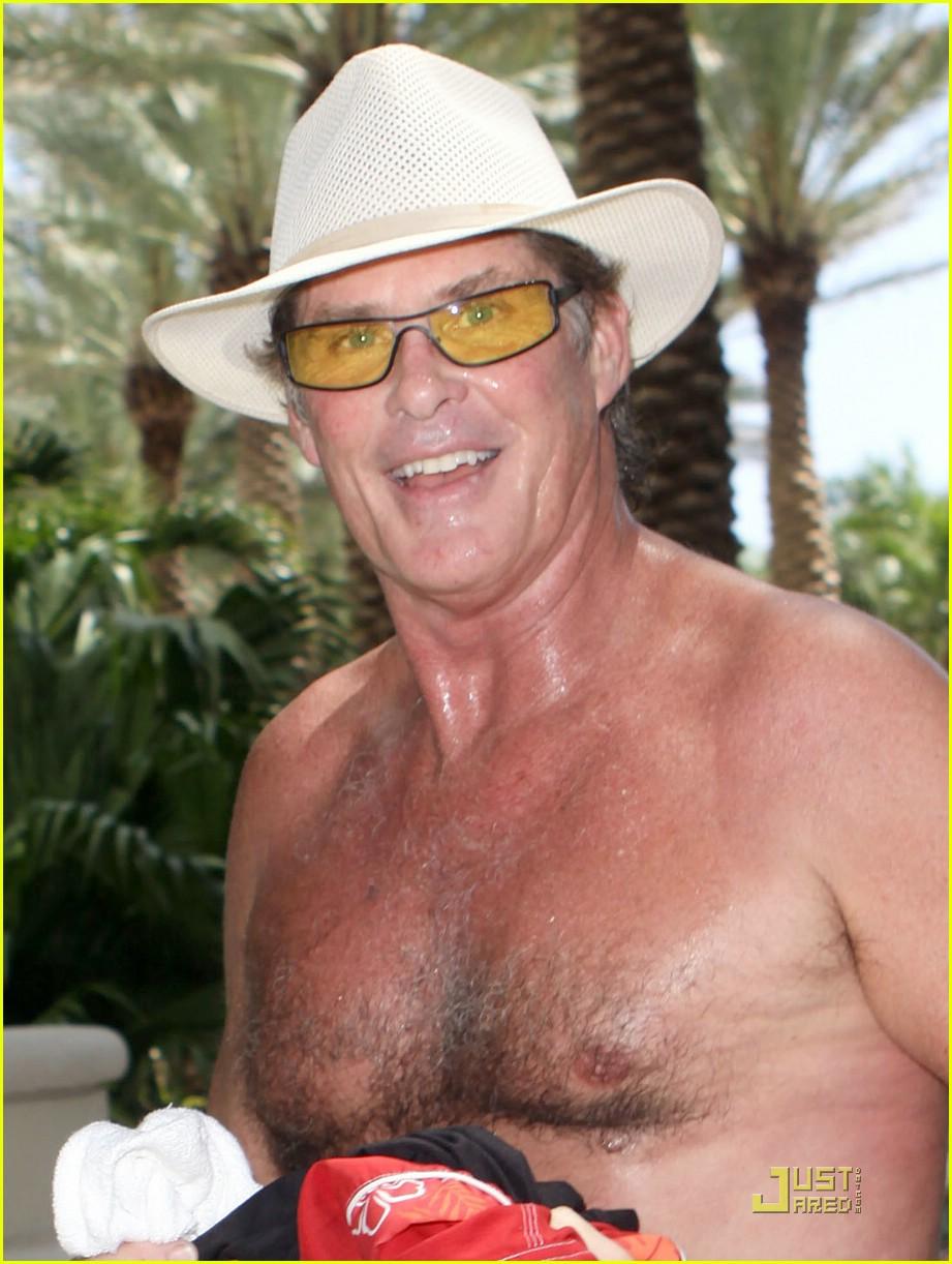 David Hasselhoff Bikini