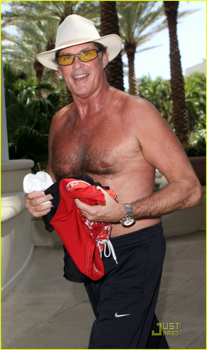 david hasselhoff jeremy jackson shirtless 121824691