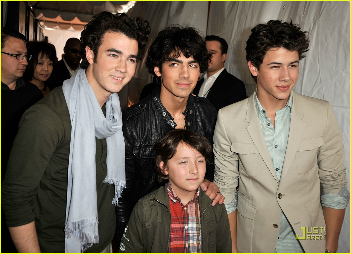 jonas brothers 2009 kids choice awards 02