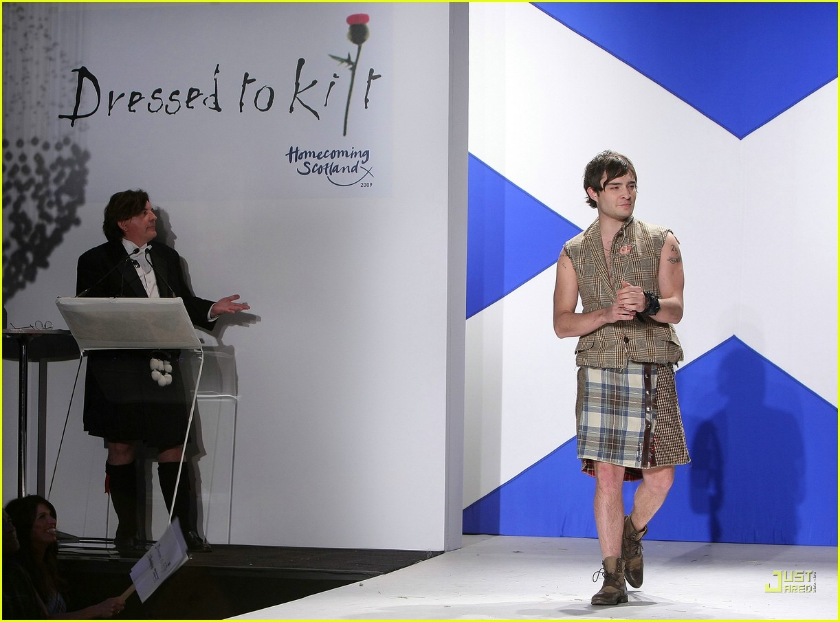 ed westwick dressed to kilt 03