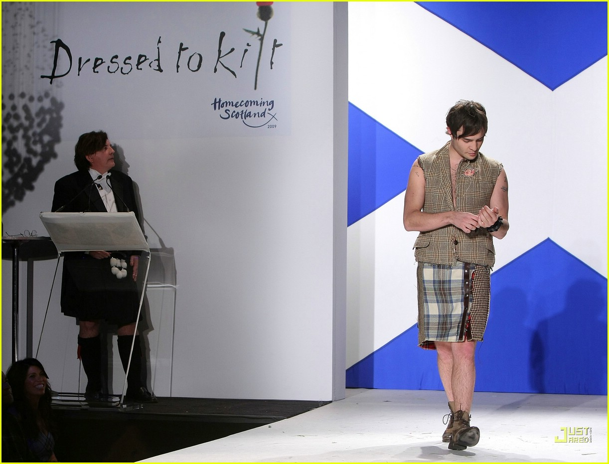 ed westwick dressed to kilt 09