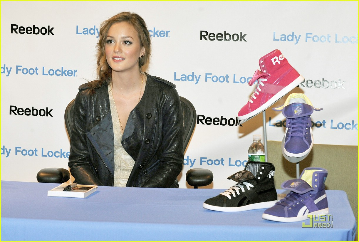leighton meester top down reebok 30