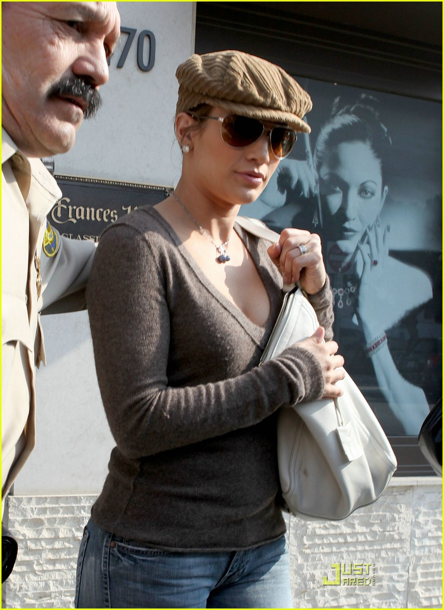 jennifer lopez leah remini shopping 061790911