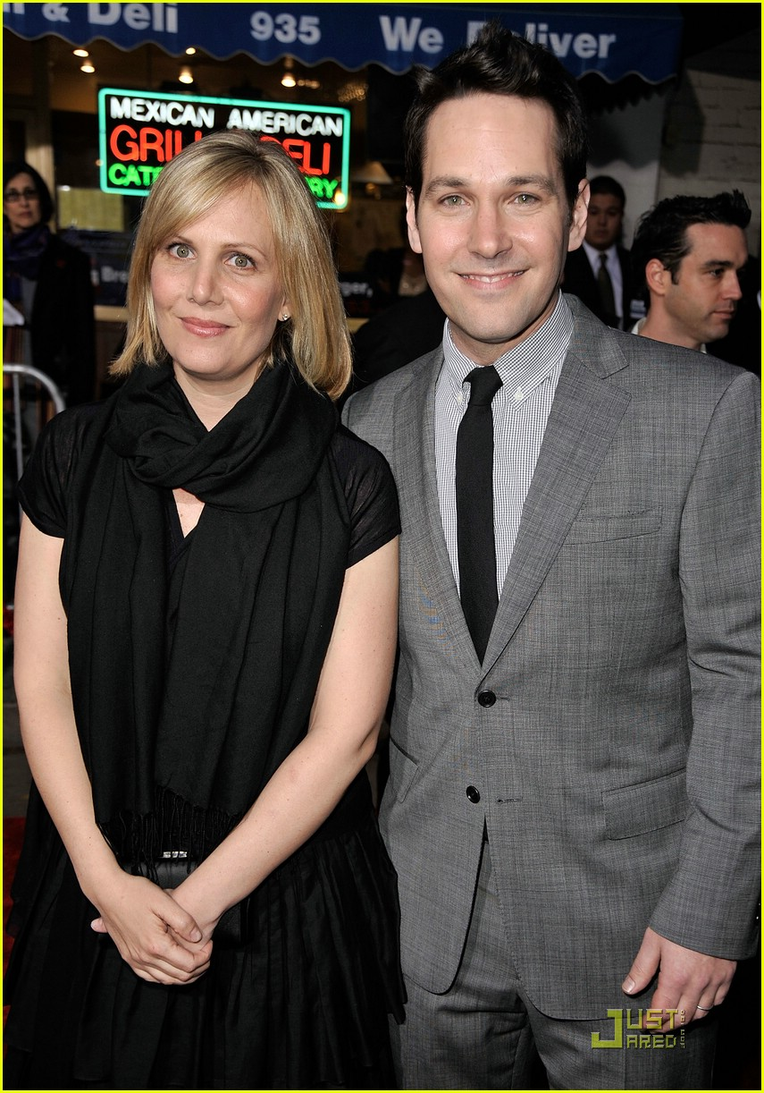 Paul rudd wife 2018