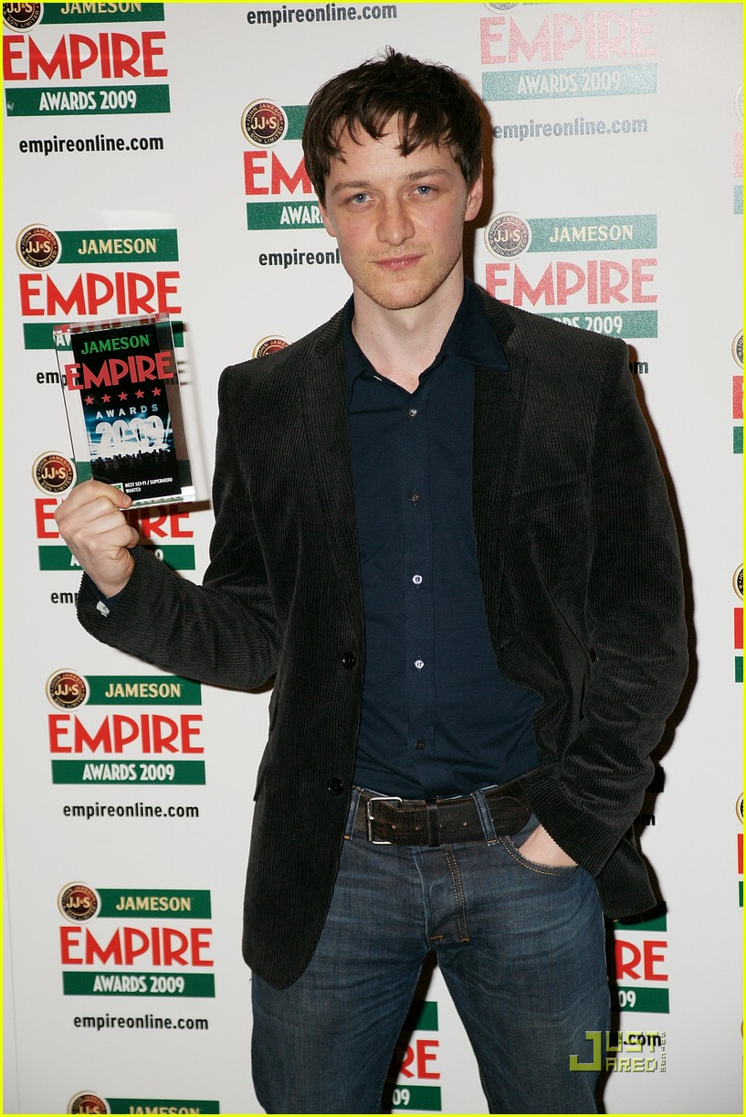 james mcavoy empire awards 13