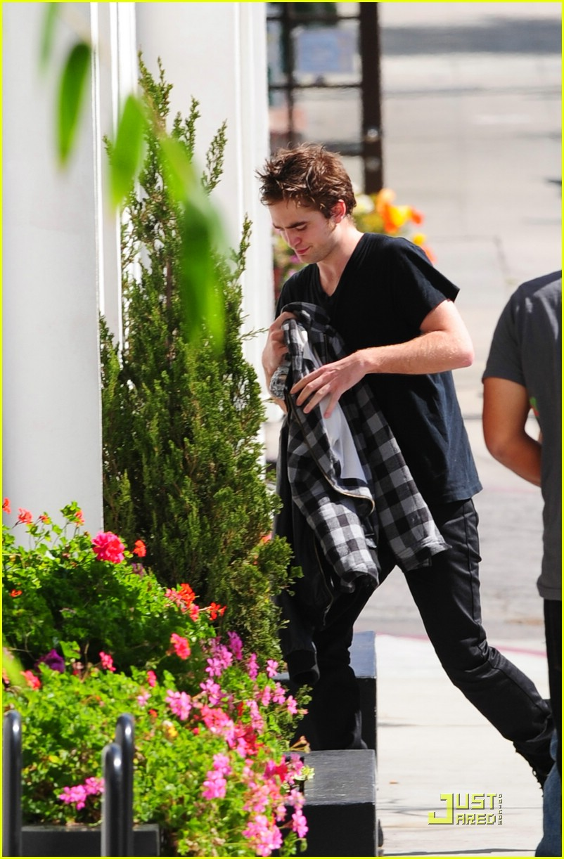 robert pattinson la hotel 031767861
