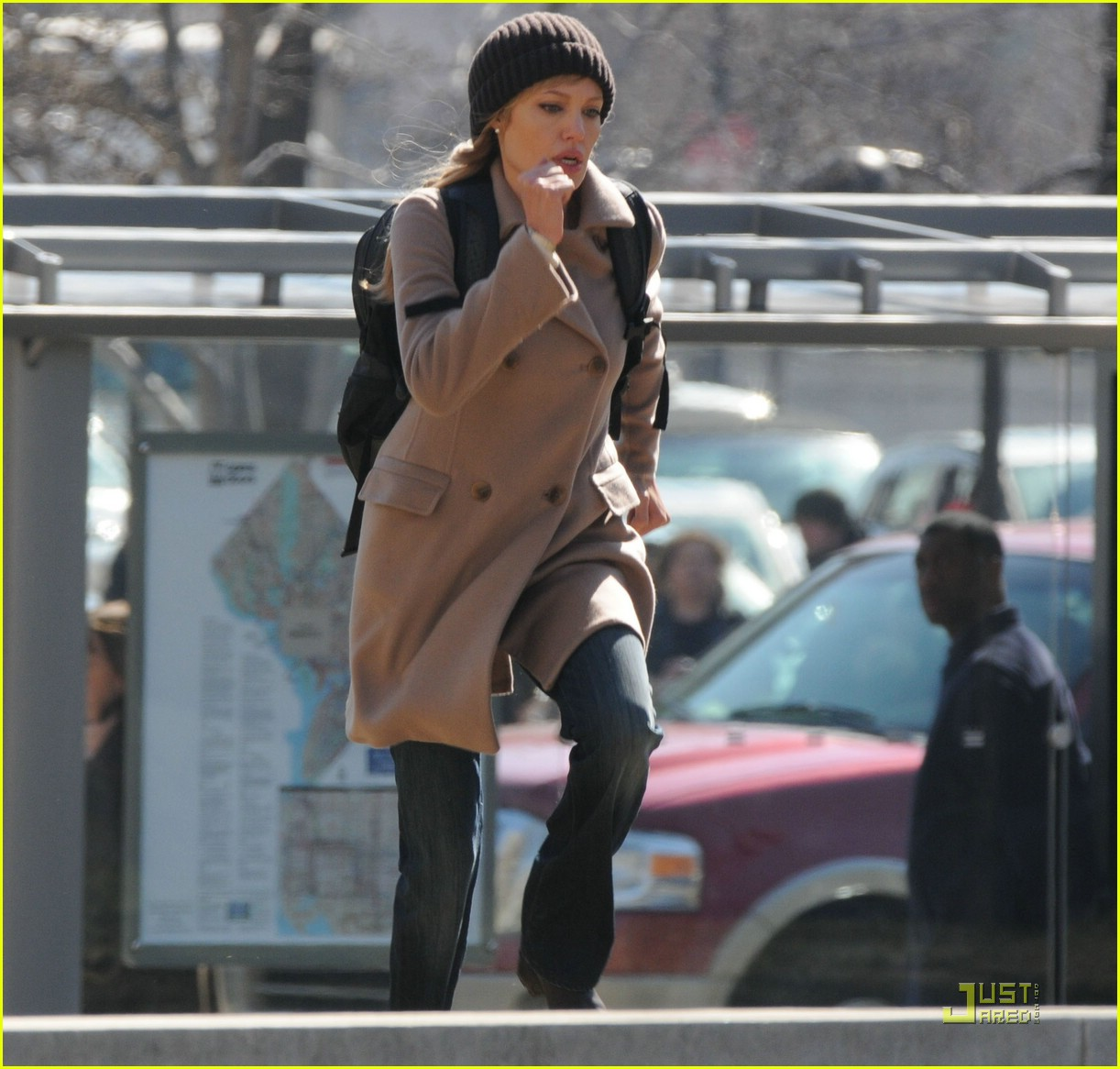 Angelina jolie first salt set pictures Sony Pictures Commences Salt Sequel For Angelina Jolie Deadline