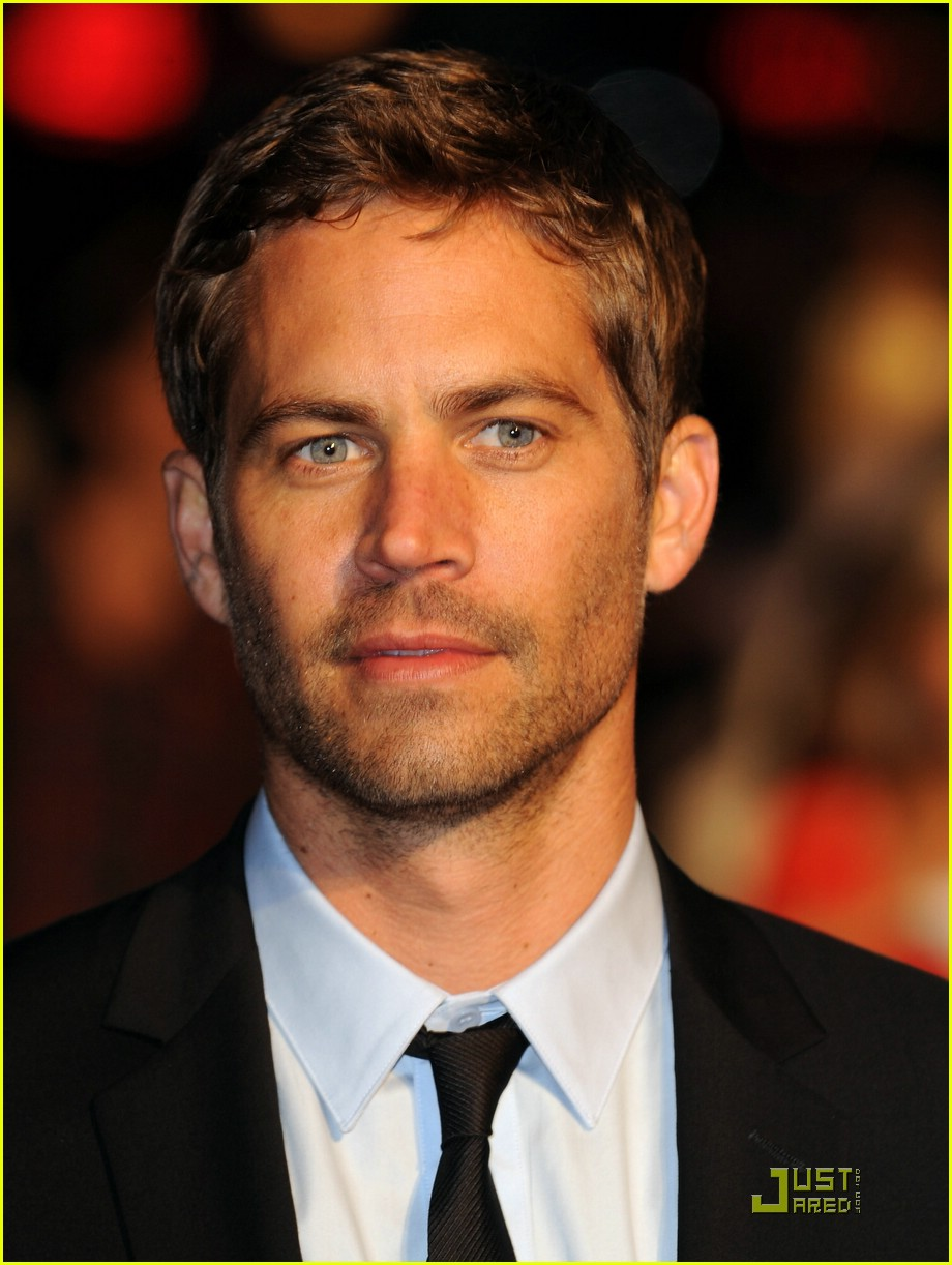 Paul Walker joins the rest of the cast of Fast & Furious held at the Vue ...