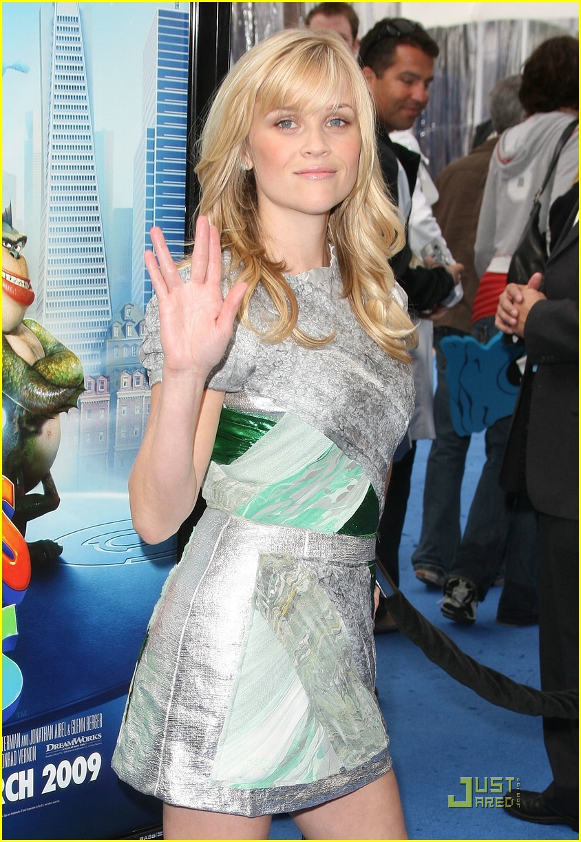reese witherspoon monster aliens la premiere 291805901