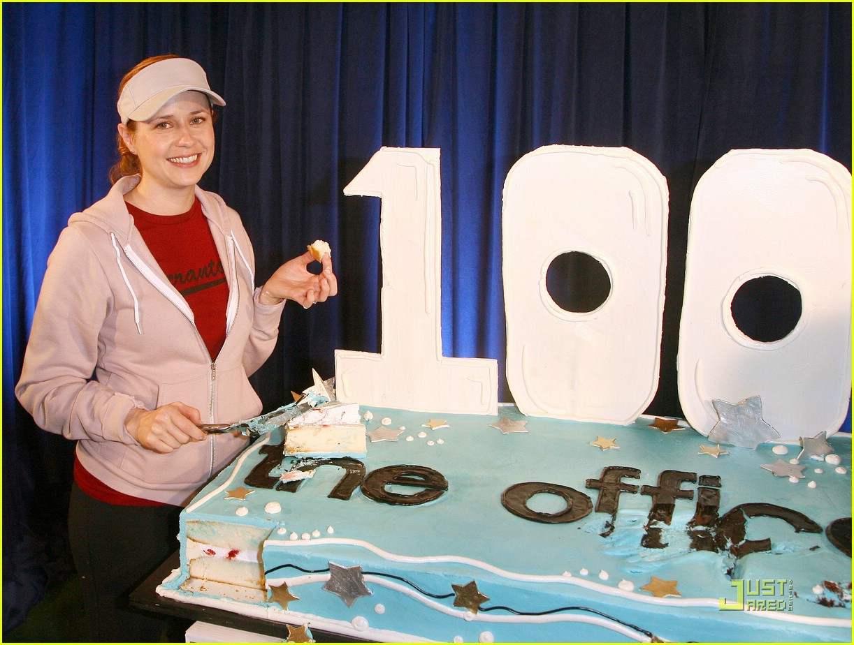 the office 100th episode celebration 071854521