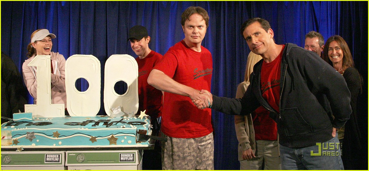 the office 100th episode celebration 211854661