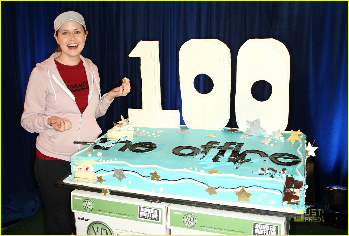 the office 100th episode celebration 271854721