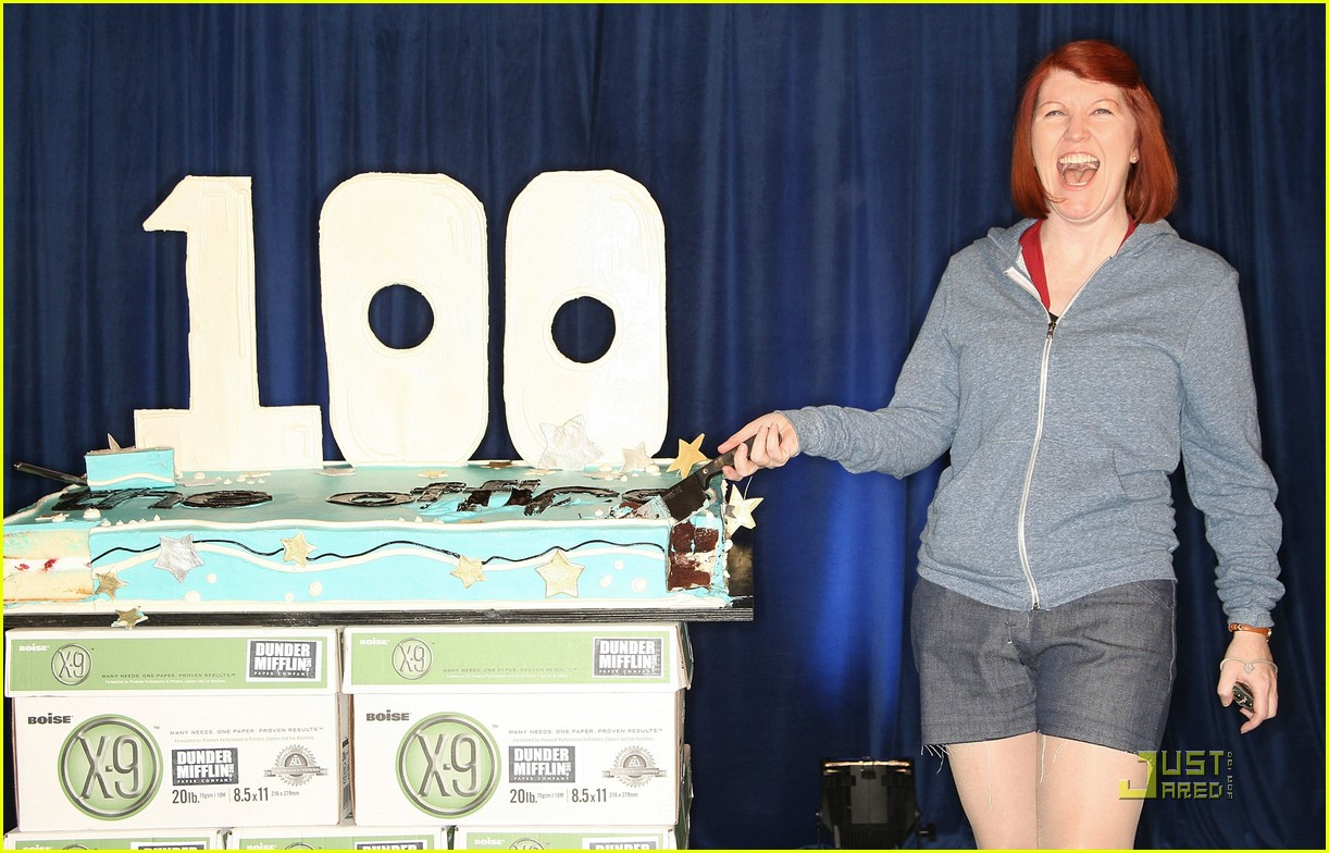 the office 100th episode celebration 281854731