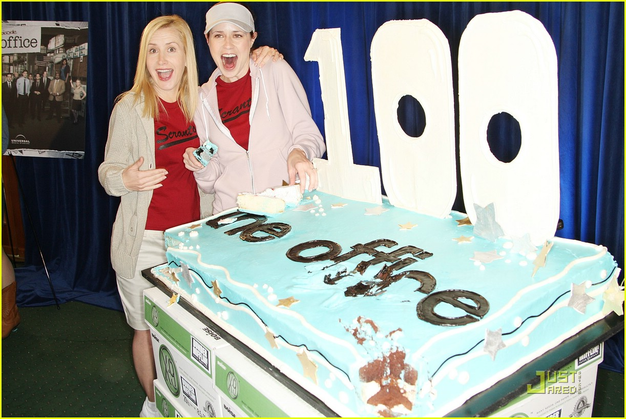 the office 100th episode celebration 301854751