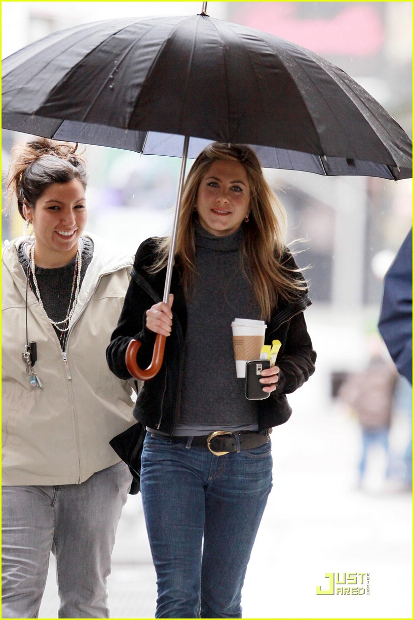 jennifer aniston suits up baster 15