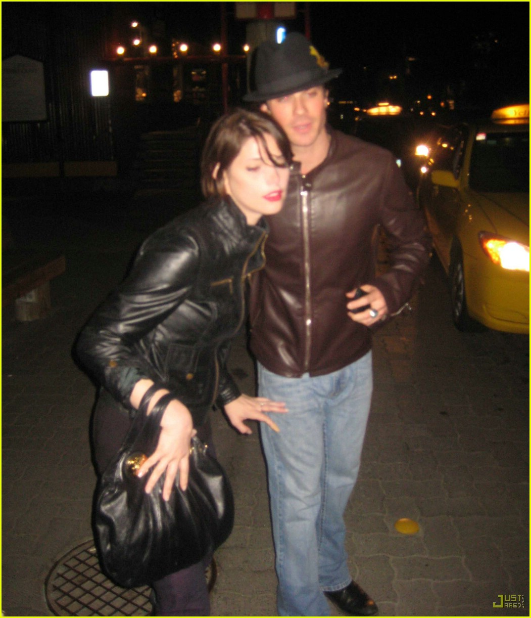 Ashley greene and ian somerhalder still dating
