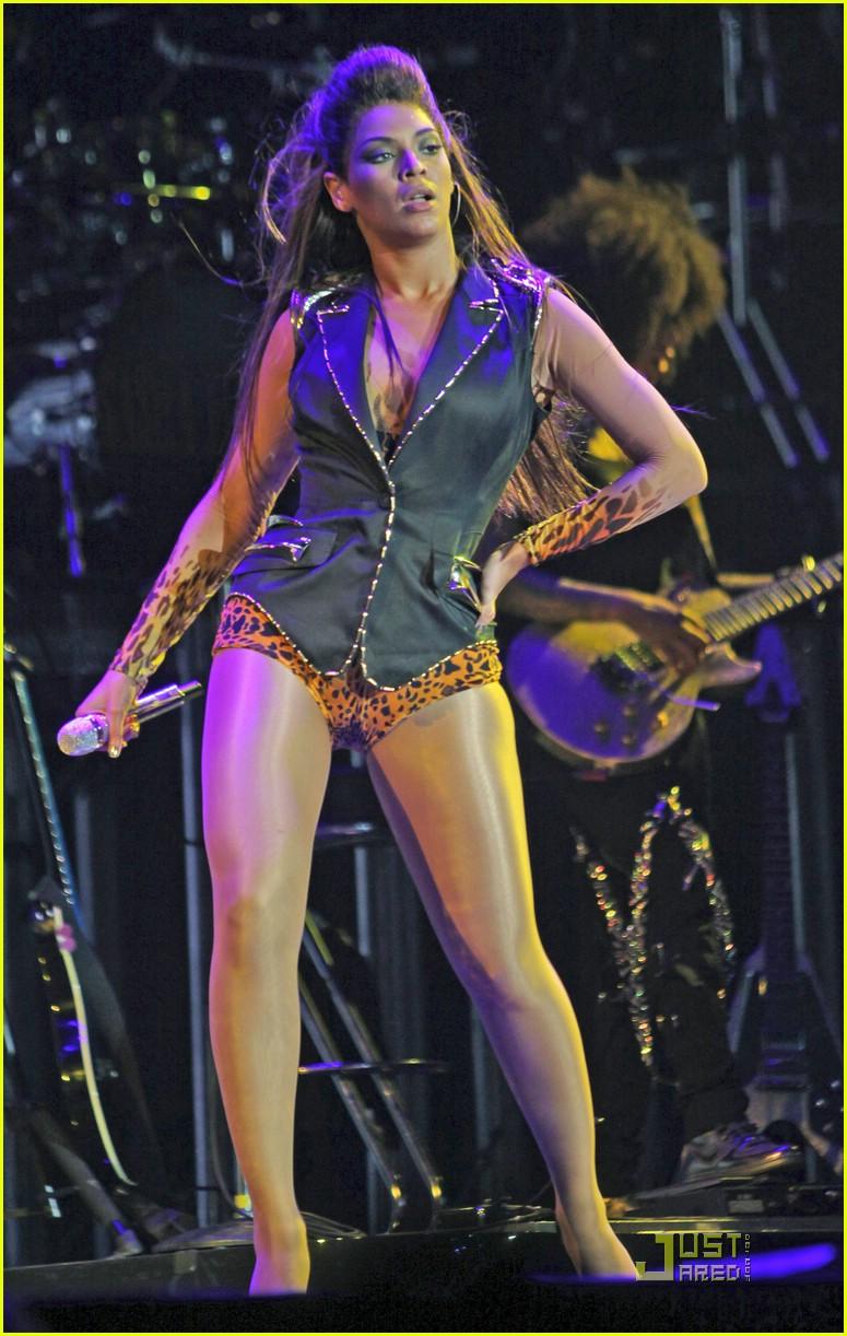 world Beyonce i tour am