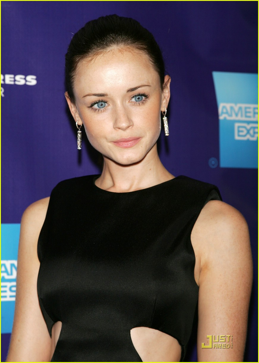 alexis bledel cut out acting 091881731