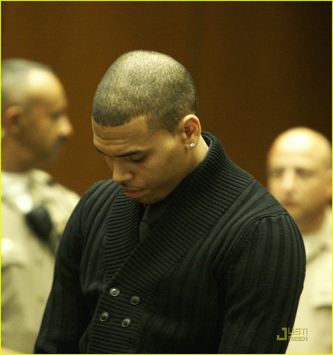 chris brown pleads not guilty 22