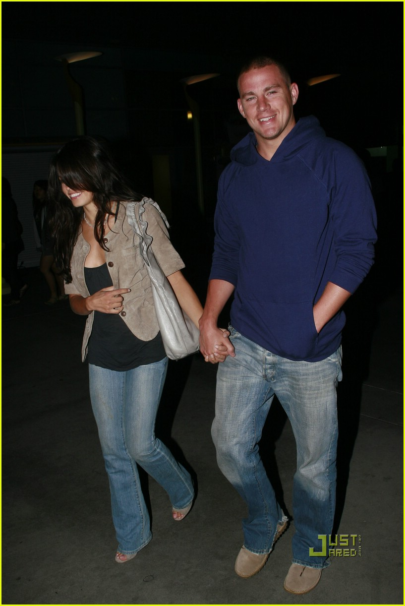 channing tatum jenna dewan sunset theatres 011839261