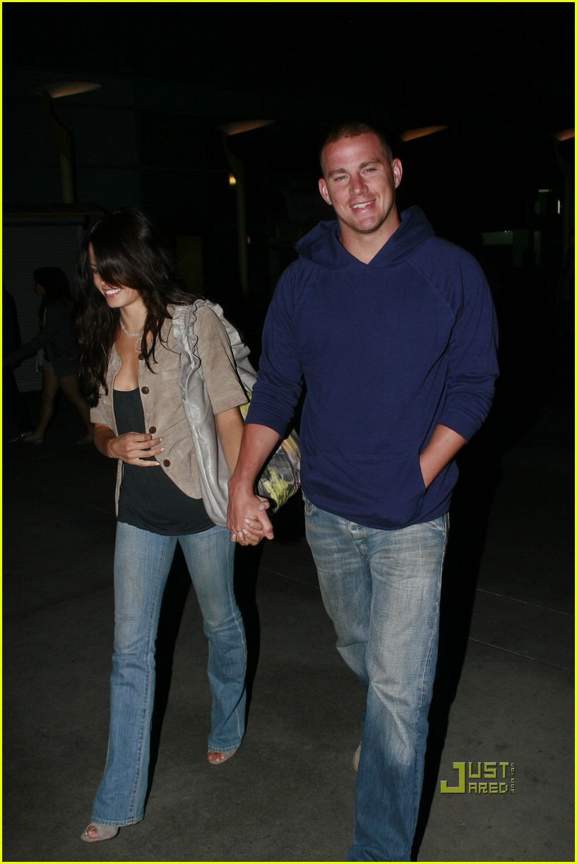 channing tatum jenna dewan sunset theatres 03