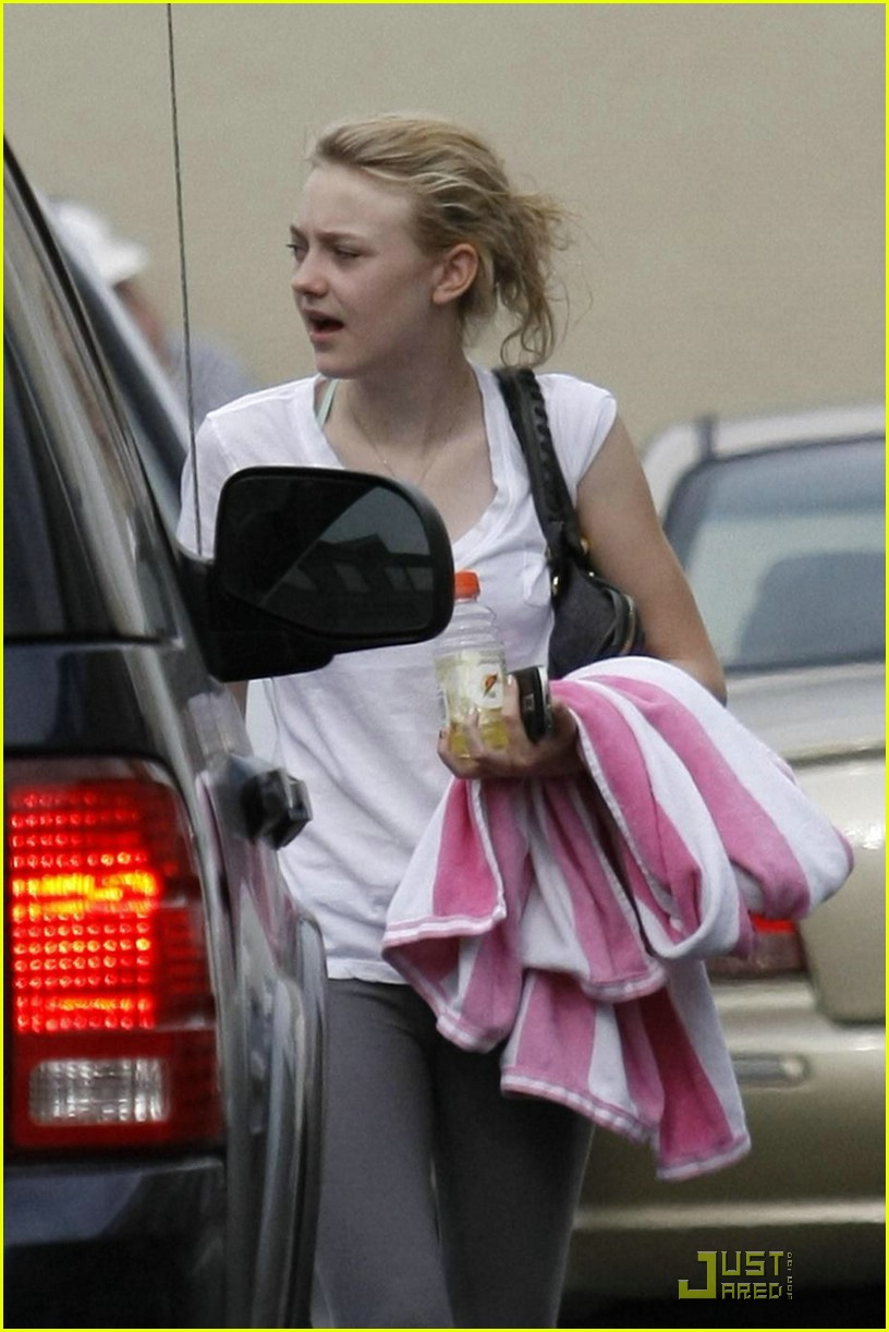 dakota fanning gatorade 031847511