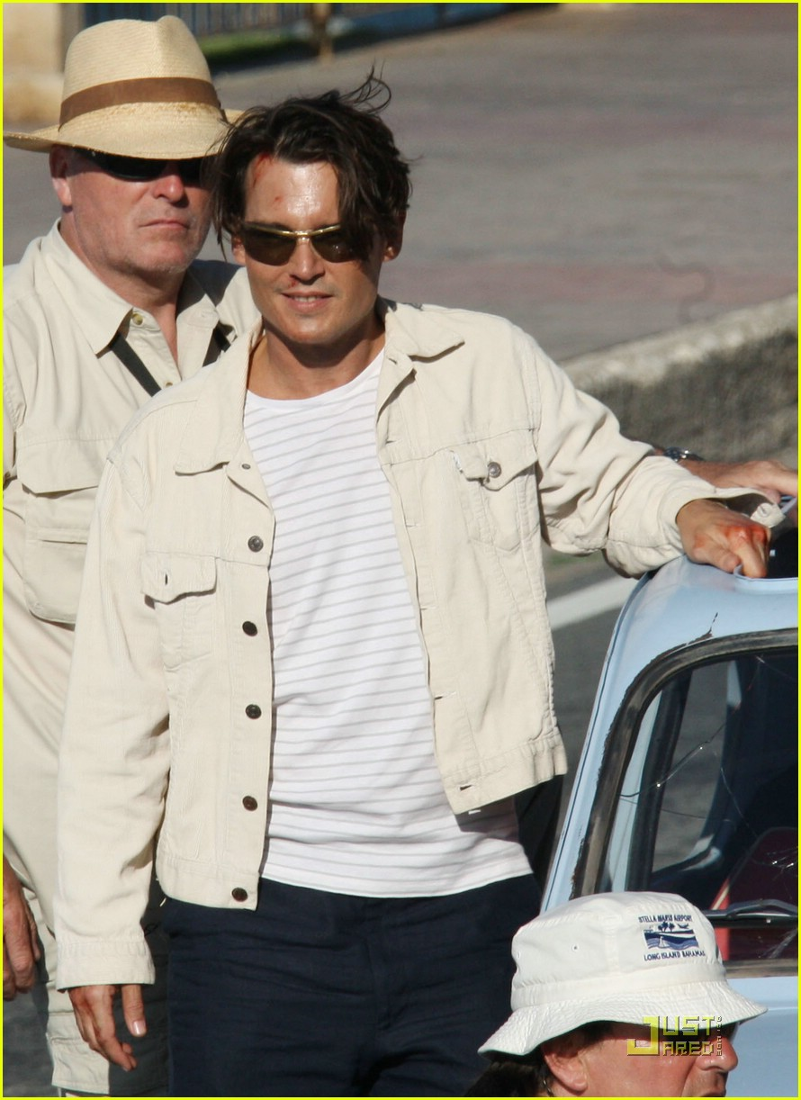 johnny depp through roof 17