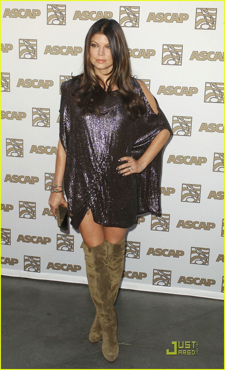 fergie ascap pop awards 2009 291874811