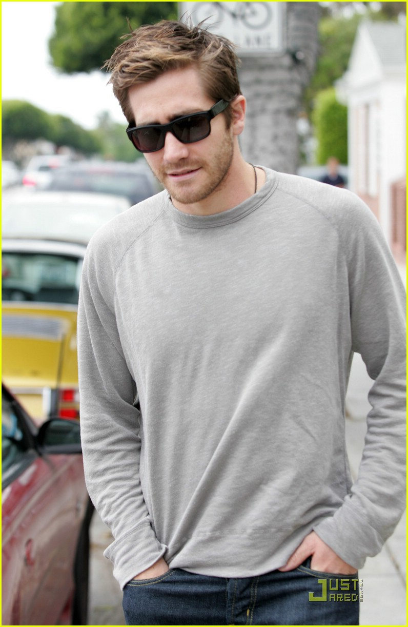 jake gyllenhaal stephen gaghan cafe luxxe 071878801