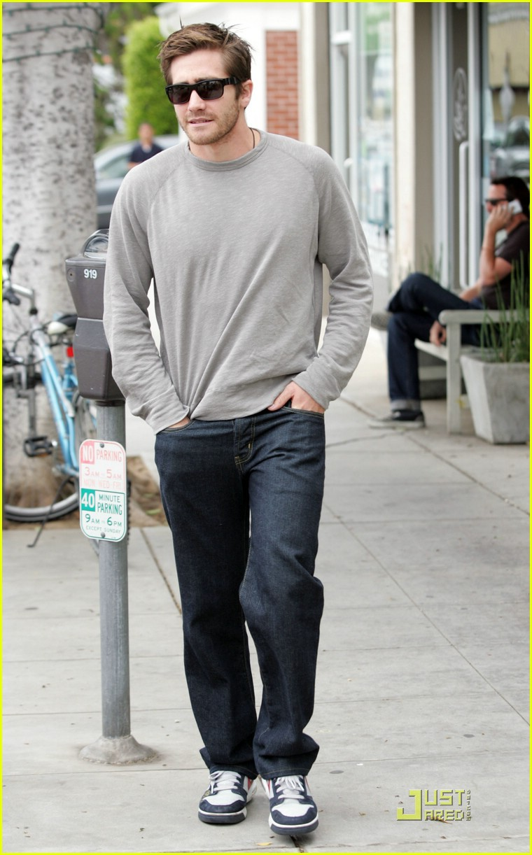 jake gyllenhaal stephen gaghan cafe luxxe 10