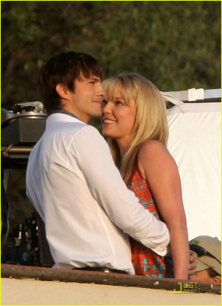 Ashton kutcher and katherine heigl dating