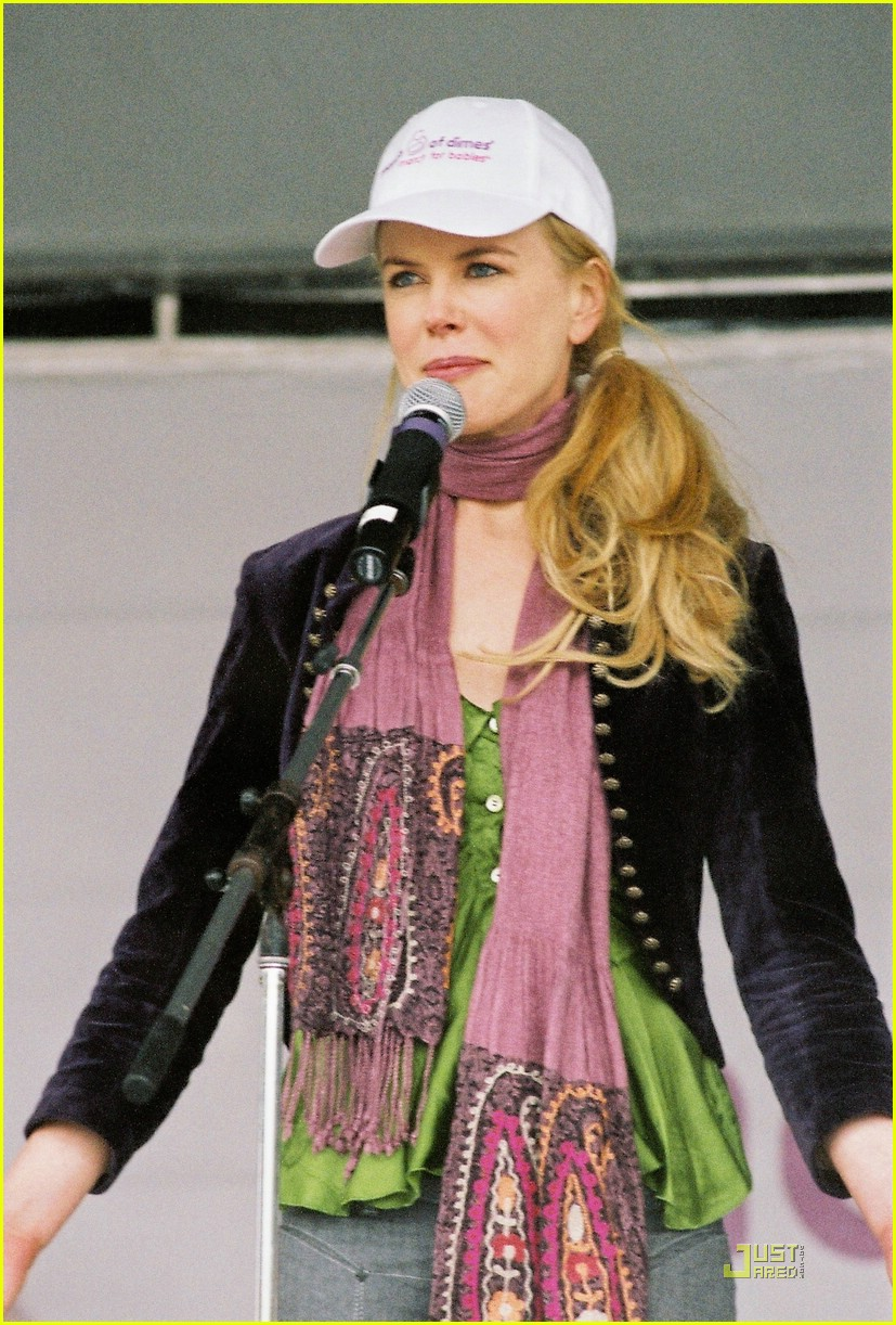 nicole kidman march for babies 08
