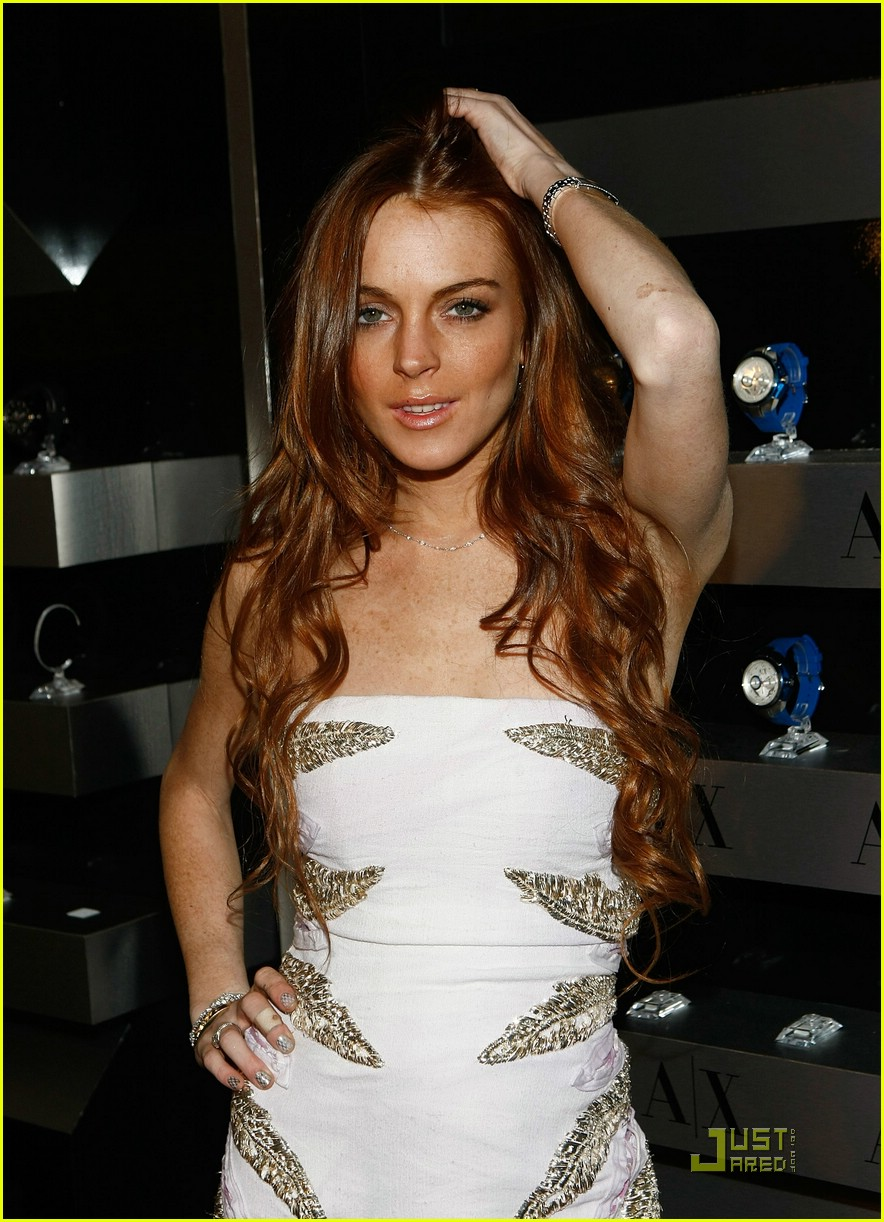 lindsay lohan ax watches 07