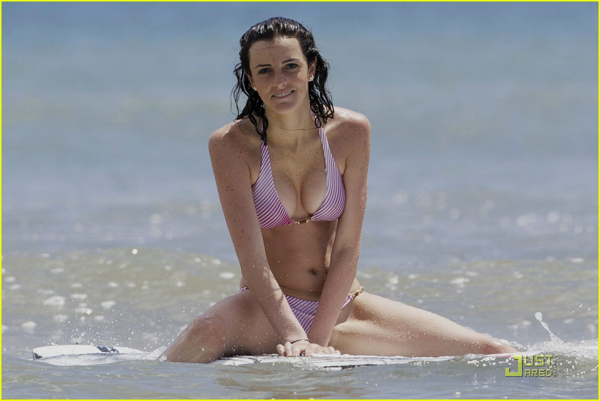 Ali lohan bikini photos