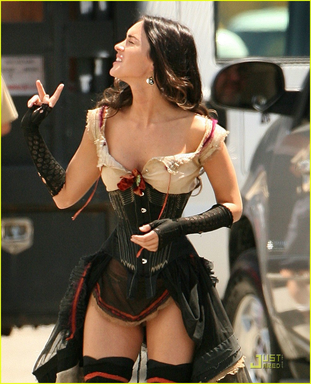 megan fox corest waist jonas hex 051882951