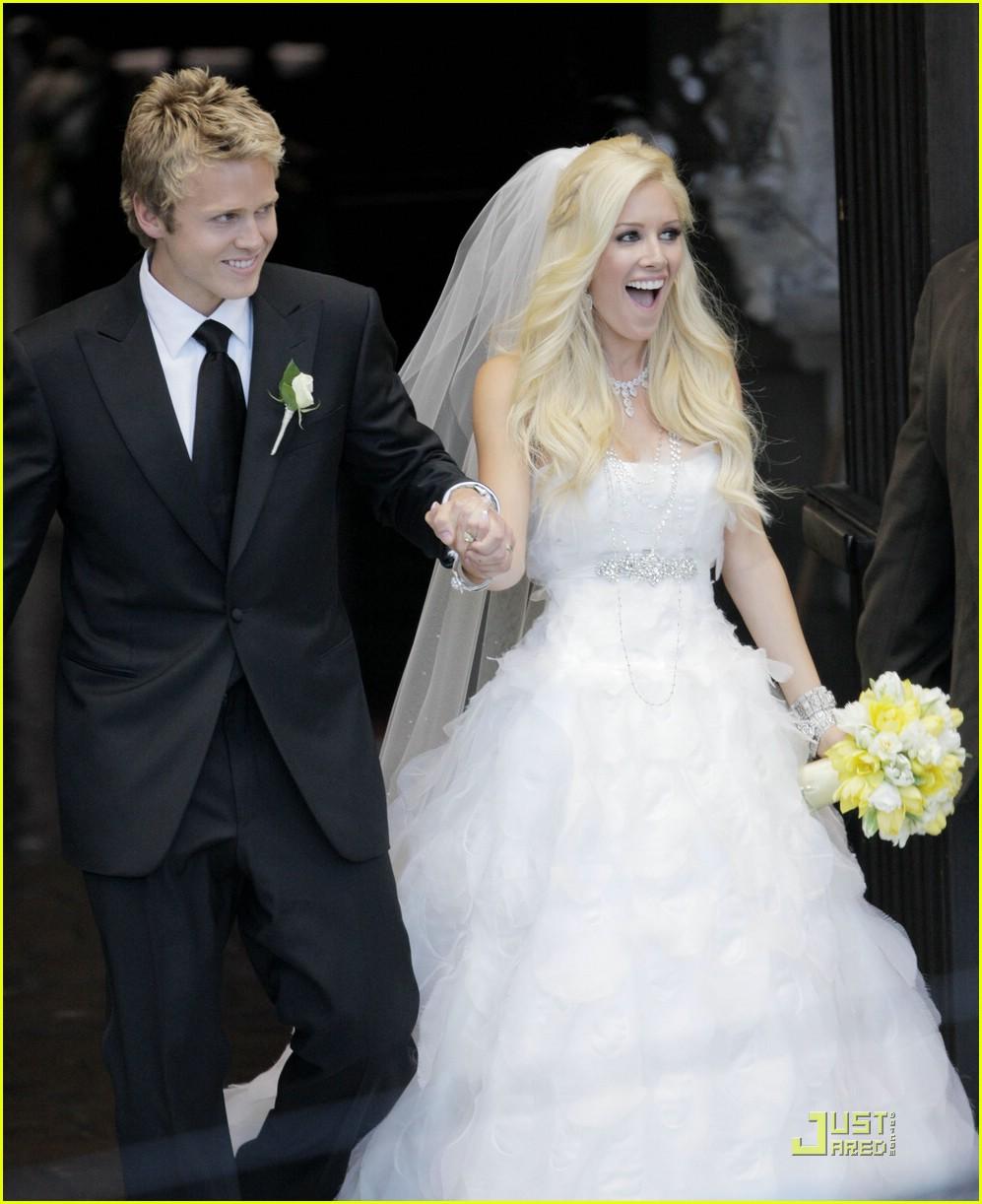 Heidi & Spencer Wedding Pictures Photo 15