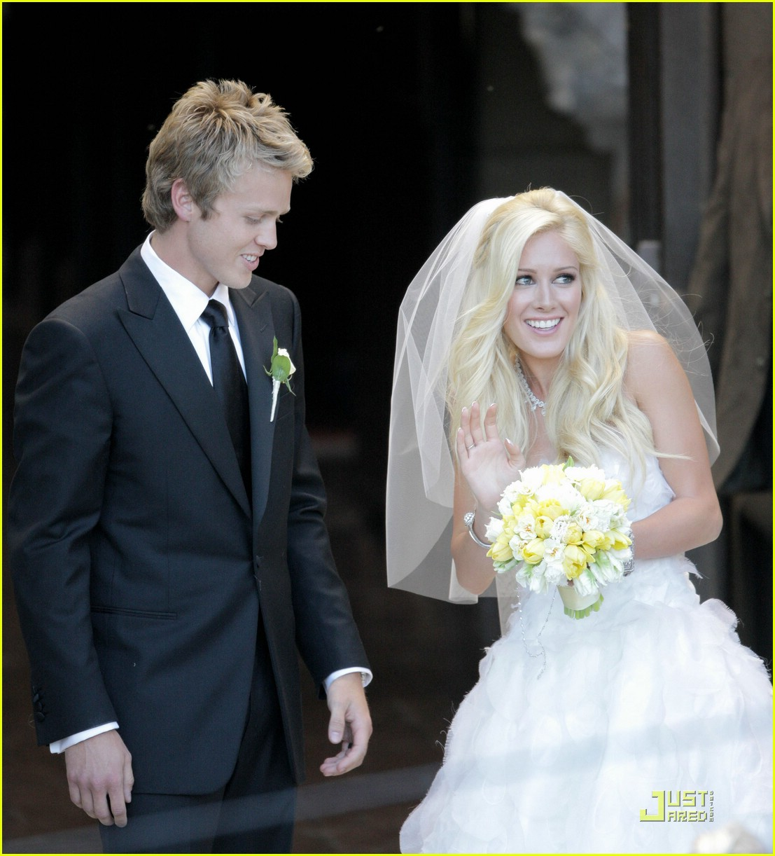 Full Sized Photo Of Heidi Montag Spencer Pratt Wedding11 Photo 1880231 Ju