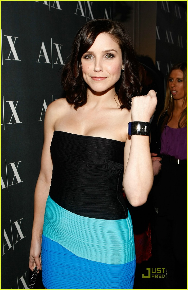 sophia bush ax watches 071857131
