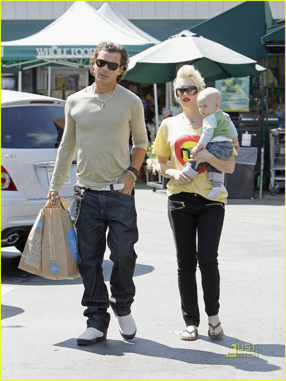 gwen stefani whole foods gavin rossdale 011848541