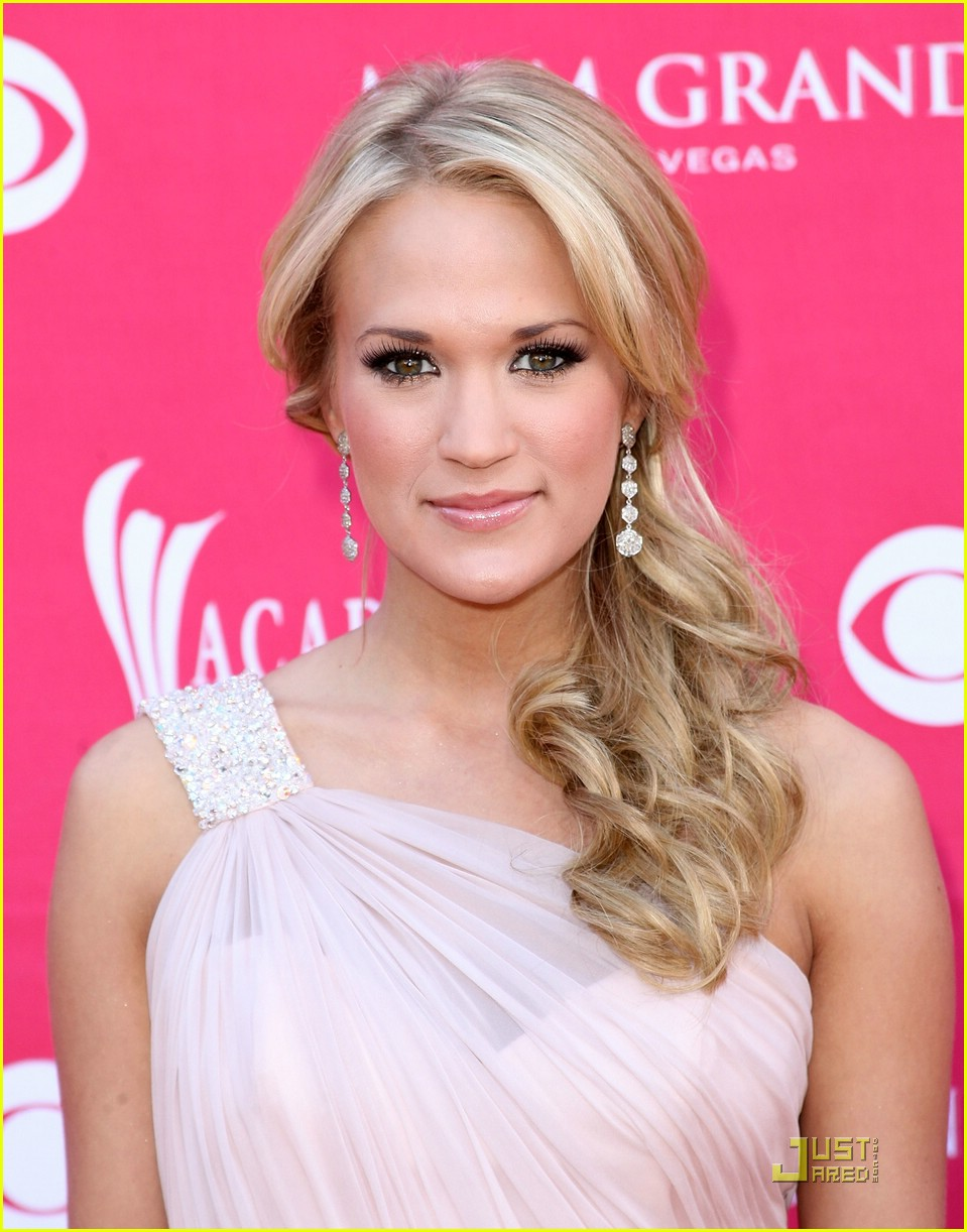 carrie underwood acms 2009 031834901