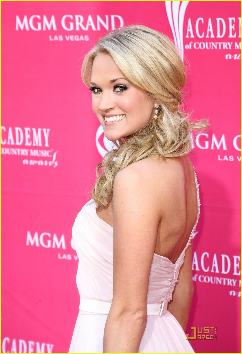 carrie underwood acms 2009 081834951