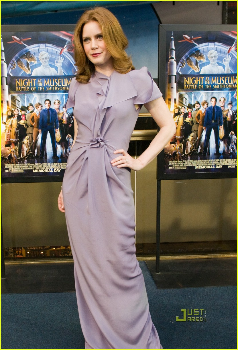 Amy Adams Night At The Museum Photo 1921061 Amy Adams