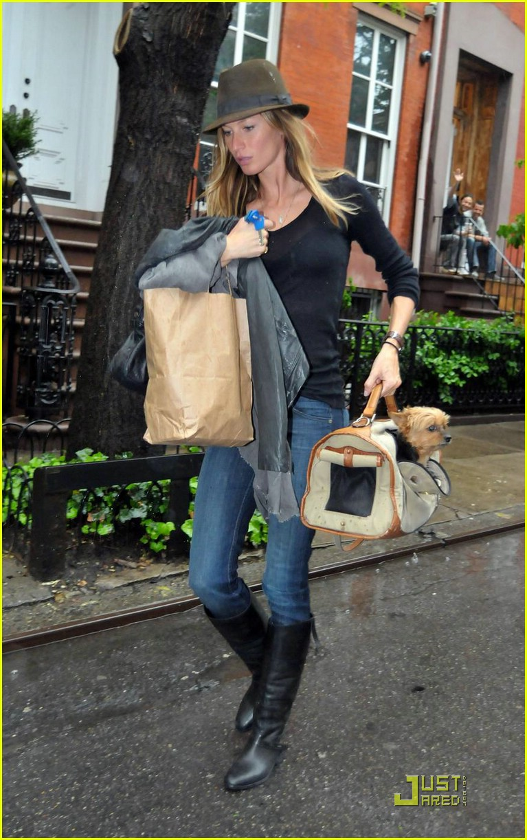 gisele bundchen greenwich village 061906681