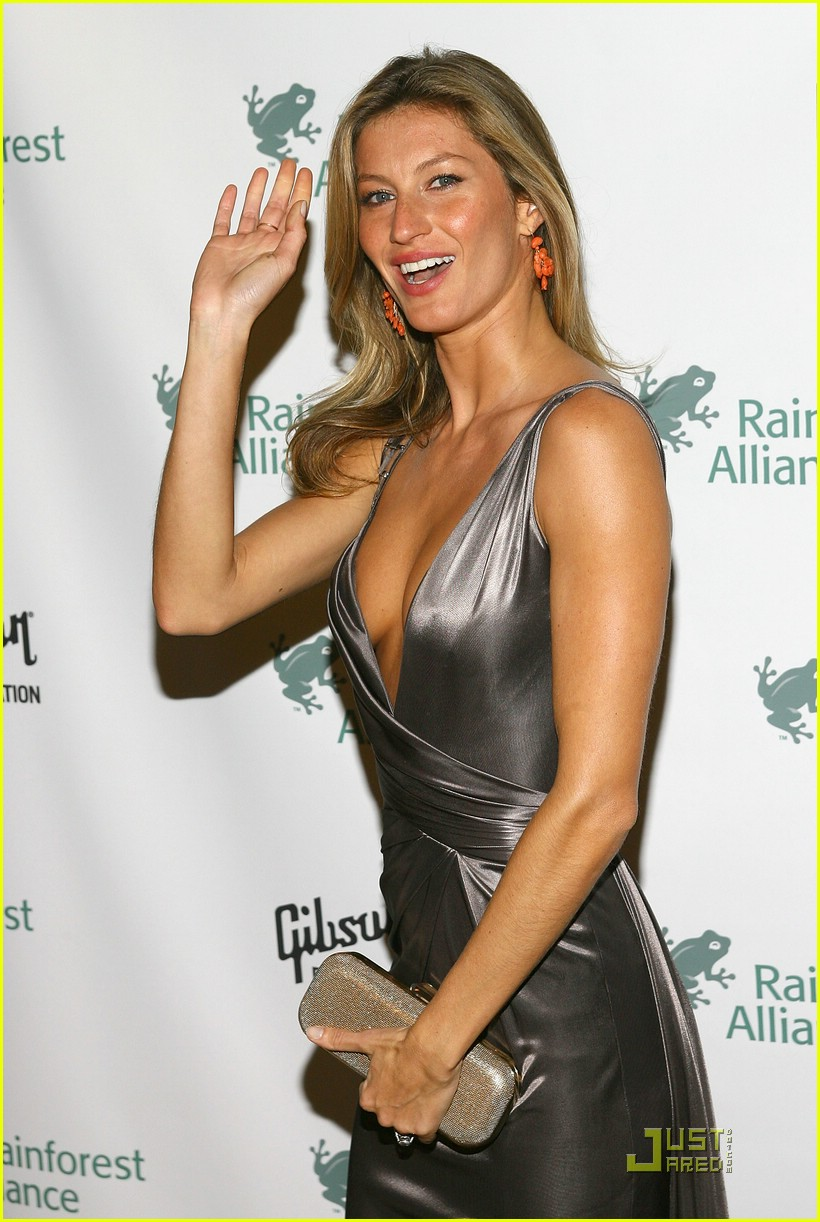 gisele bundchen rainforest alliance 161902911
