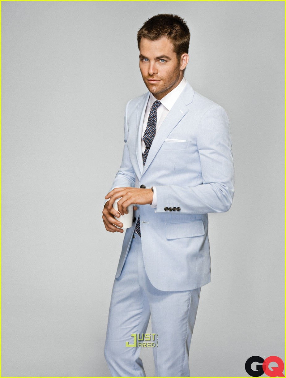 Chris Pine is Summer Suit Sexy: Photo 1920881 | Chris Pine ...