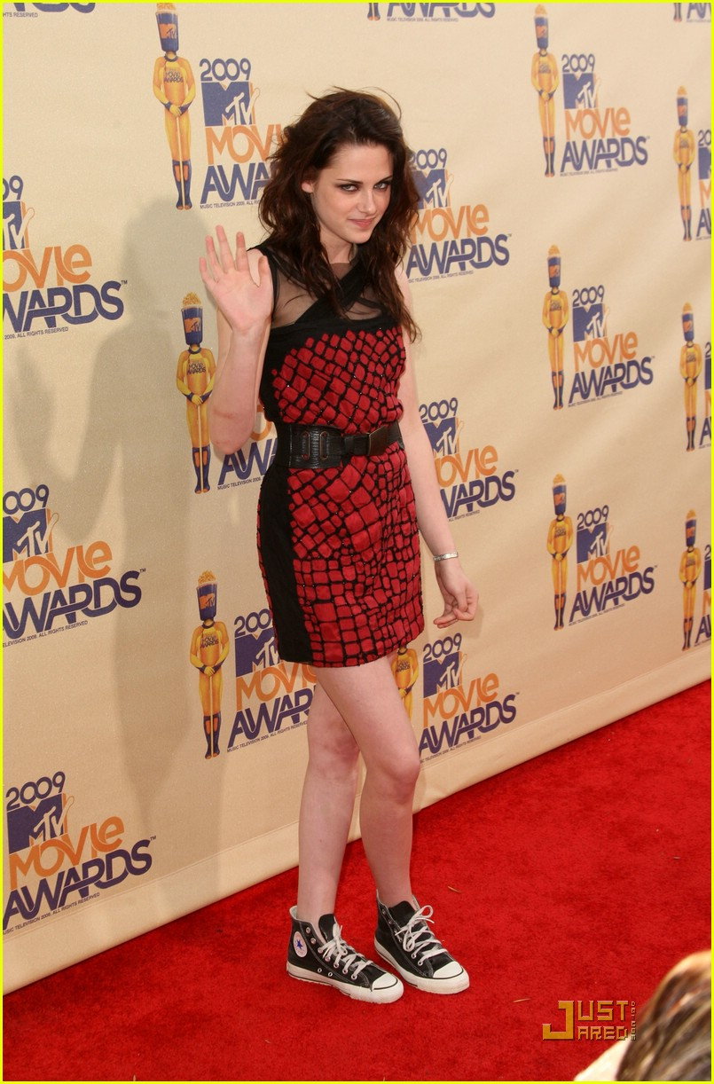 kristen stewart mtv movie awards 2009 061958501