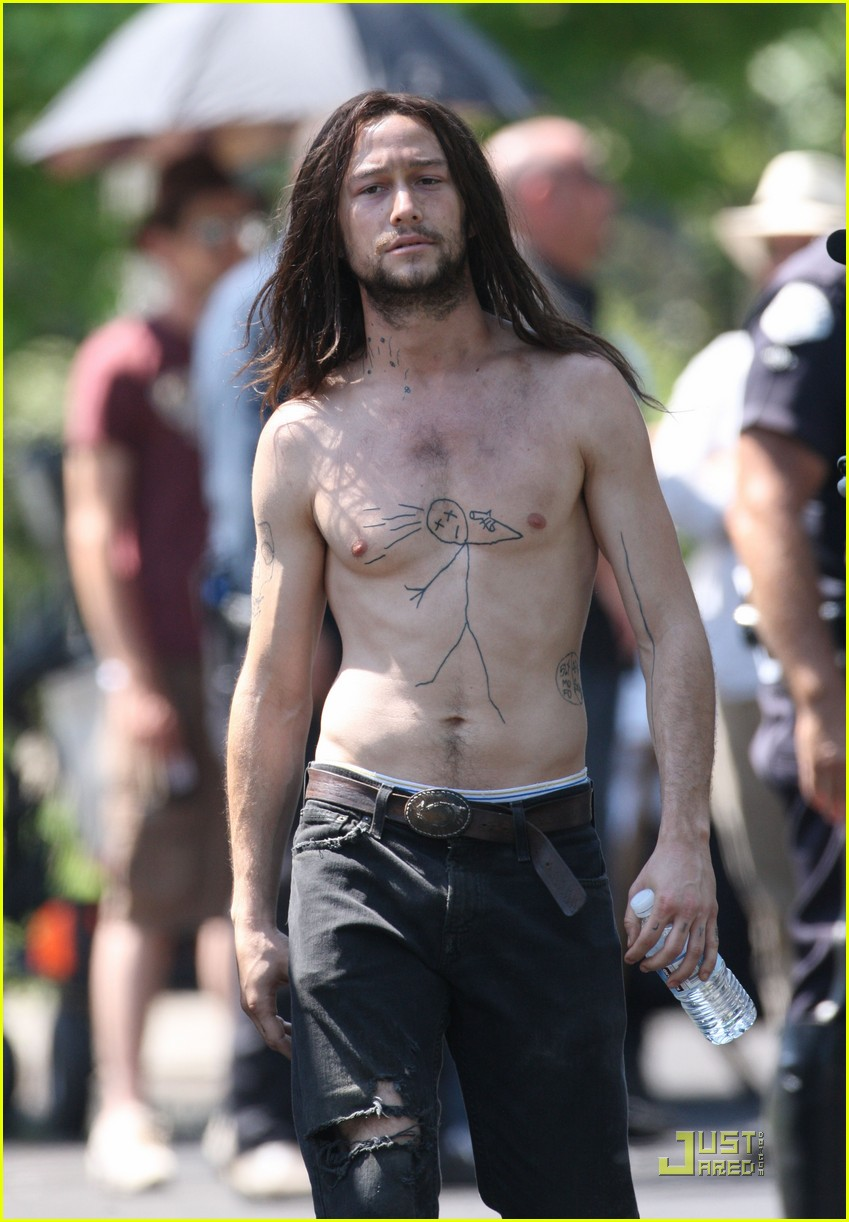 joseph gordon levitt hesher shirtless 071934411