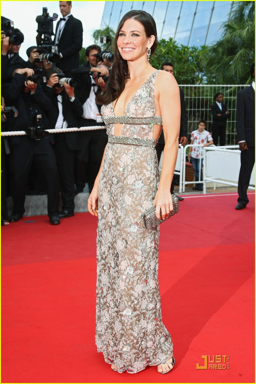 evangeline lilly cannes classy 021930751