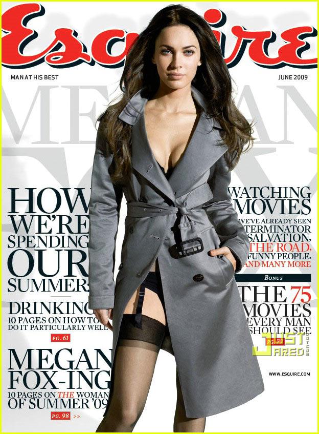 megan fox esquire june 2009 cover 021896781